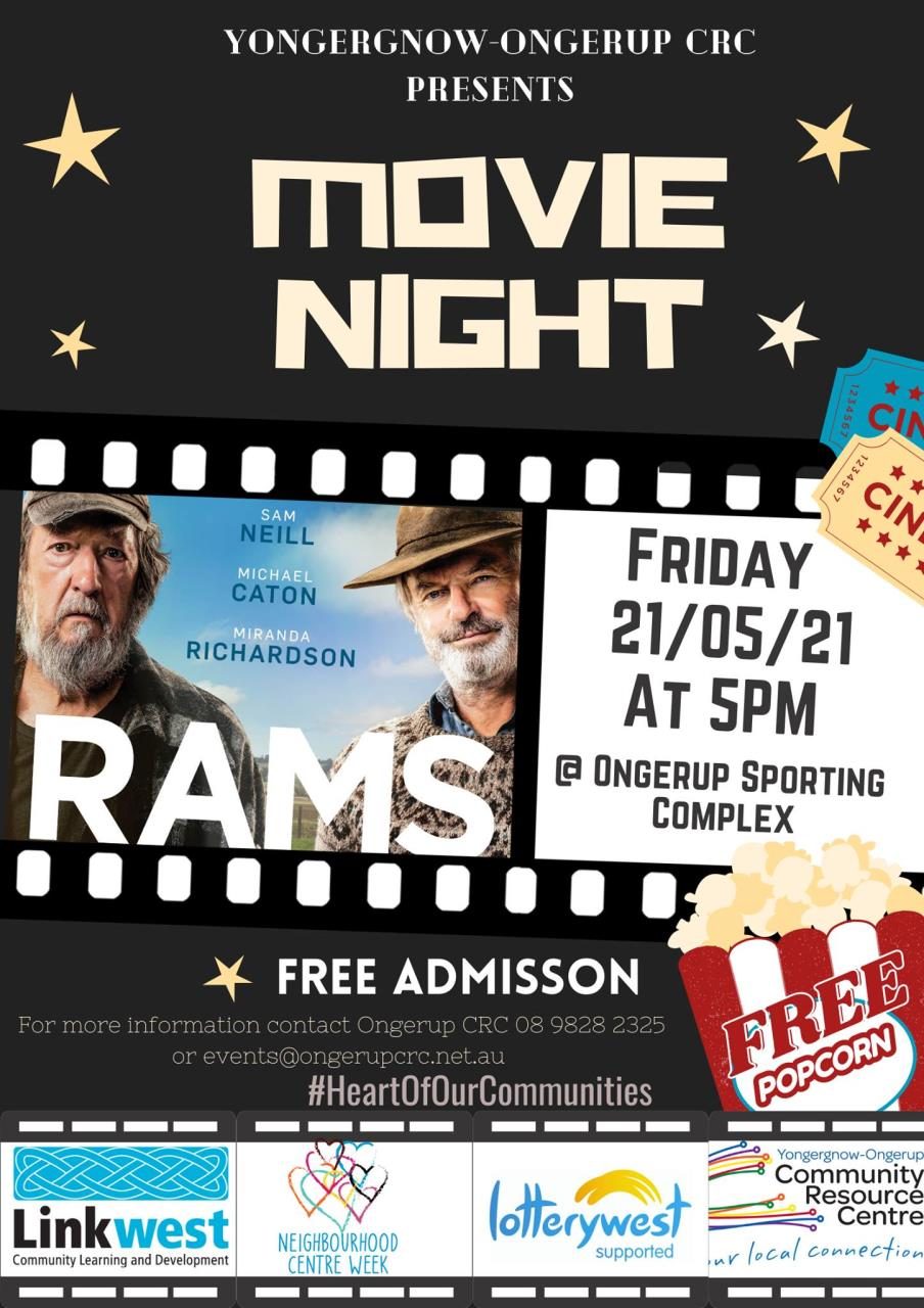 Movie Night - Rams